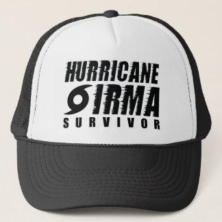 Hurricane Irma Survivor Trucker Hat