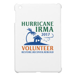Hurricane Irma Volunteer Case For The iPad Mini