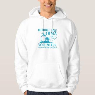Hurricane Irma Volunteer Hoodie