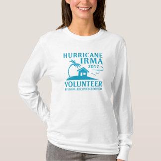 Hurricane Irma Volunteer T-Shirt