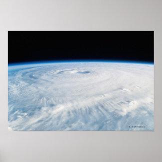Hurricane Isabel 3 Poster