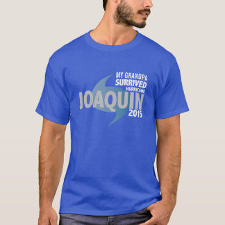 Hurricane Joaquin Survivor T-Shirt