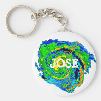 HURRICANE JOSE KEY CHAIN