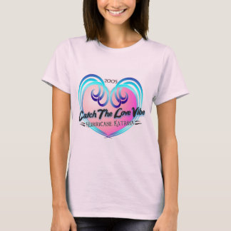 Hurricane Katrina 2005 Love Vibe T-Shirt