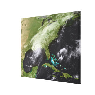 Hurricane Katrina 4 Canvas Print