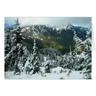 Hurricane Ridge Card