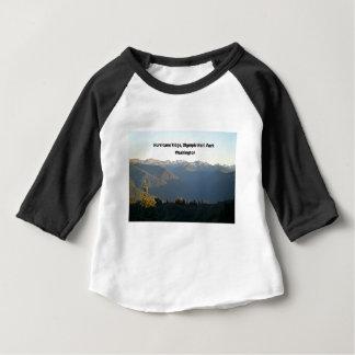 Hurricane Ridge, Olympic National Park, WA Baby T-Shirt