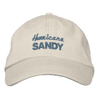 HURRICANE SANDY cap Embroidered Hat