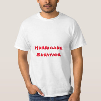 Hurricane Survivor T-Shirt