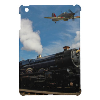 Hurricanes and steam train iPad mini cover