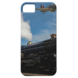 Hurricanes and steam train iPhone 5 case