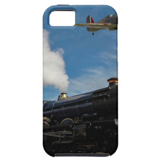 Hurricanes and steam train iPhone 5 cases