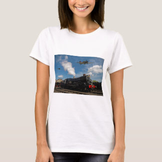 Hurricanes and steam train T-Shirt