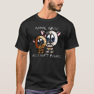 Hurt Felines Dark T-shirt