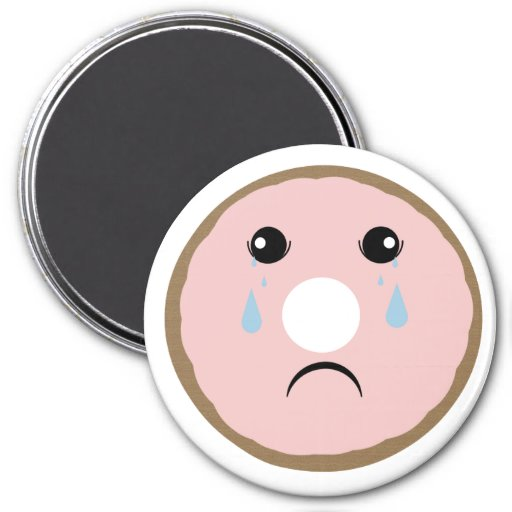 Hurts Donut Version One Magnet
