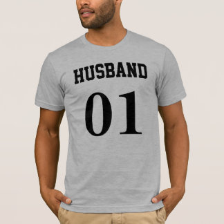 Husband 01 T-Shirt