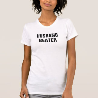 Husband Beater Tank Top