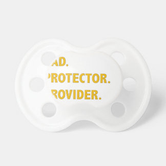 Husband, Dad Pacifier
