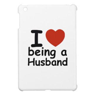 husband design cover for the iPad mini