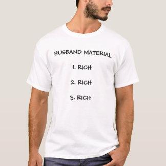 HUSBAND MATERIAL T-Shirt