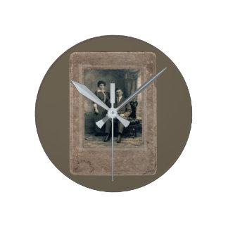 husband&wife clock