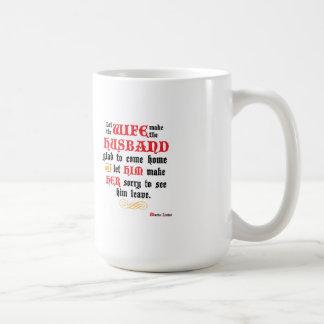 Husband & Wife Coffee Mug