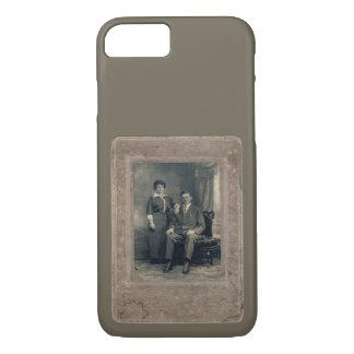 husband&wife iPhone 7 case