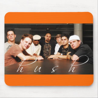 Hush Group Mousepad