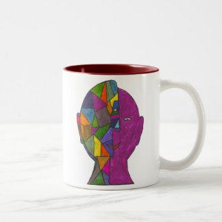 Huske-Zachary A Two-Tone Coffee Mug