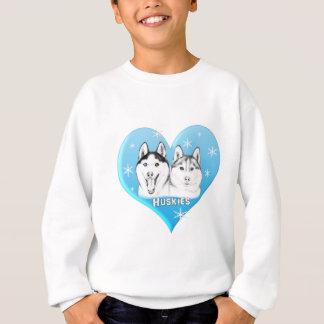 Huskies Blue Sweatshirt