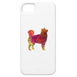 Husky Alaskan in watercolor iPhone 5 Cover