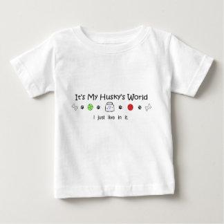 husky baby T-Shirt