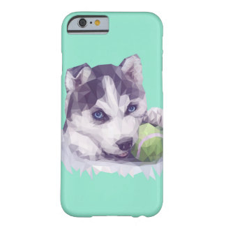 Husky Blues Barely There iPhone 6 Case