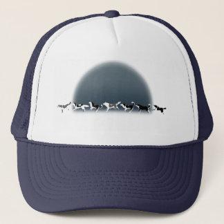 Husky Caps Siberian Husky Sled Dog Team Hats