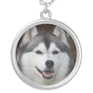 Husky Dog Necklace