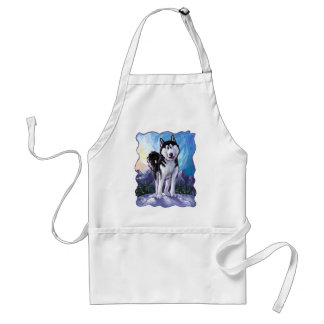 Husky Gifts & Accessories Aprons