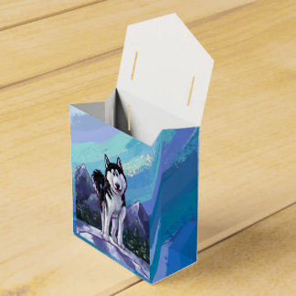 Husky Gifts & Accessories Favor Box