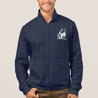 Husky Jacket Men's Sled Dog Personalized Jacket