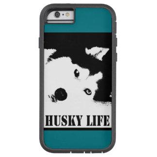 HUSKY LIFE iPhone Case Siberian Husky Lovers