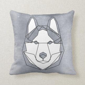 Husky Lines Pillow