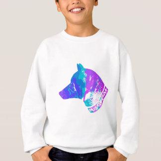 HUSKY Love (Violet) Sweatshirt