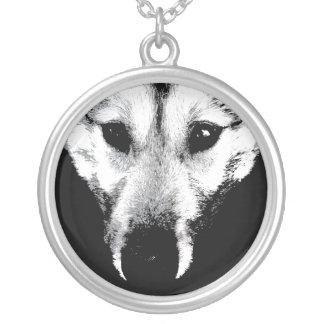 Husky Necklace Siberian Husky Malamute Necklaces
