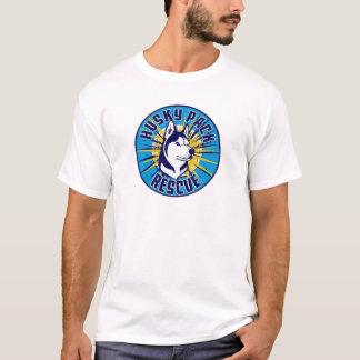 Husky Pack Rescue Logo Items T-Shirt