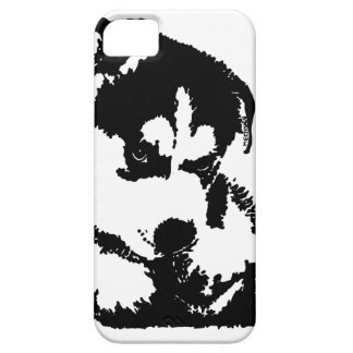 Husky Pup With Attitude iPhone 5 Cover