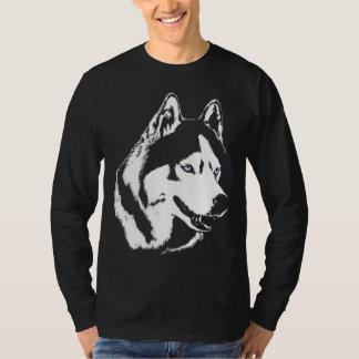 Husky Shirts Wolf Dog Unisex Shirts Dog Shirts