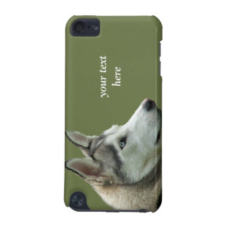 Husky Siberian dog photo ipod touch 4G case
