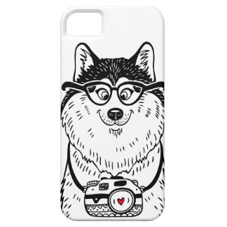 Husky Smile Case For The iPhone 5