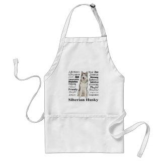 Husky Traits Apron