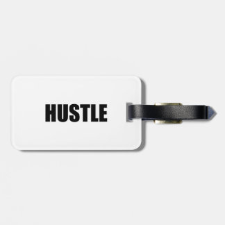 Hustle Bag Tag