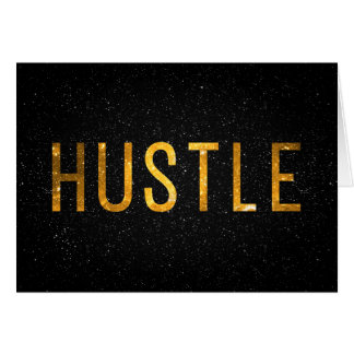 Hustle Card